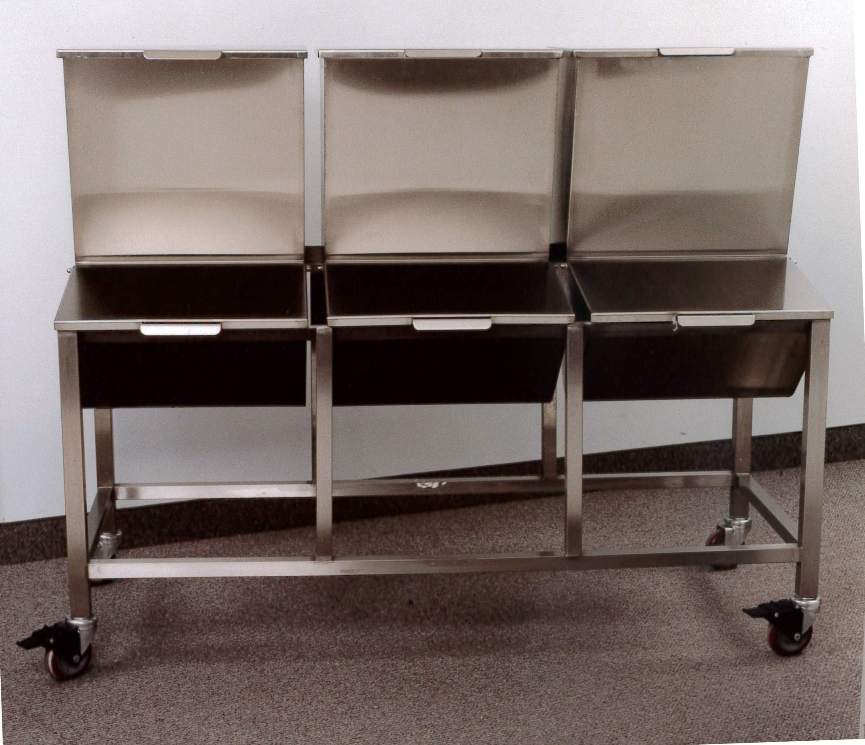 Triple-Compartment-Ingredient-Bin