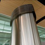 stainless-air-diffuser-Winnipeg-Airport