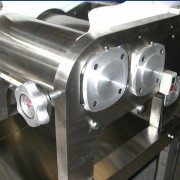 Stainless-Steel-Roller-Stand-food-machine-parts-
